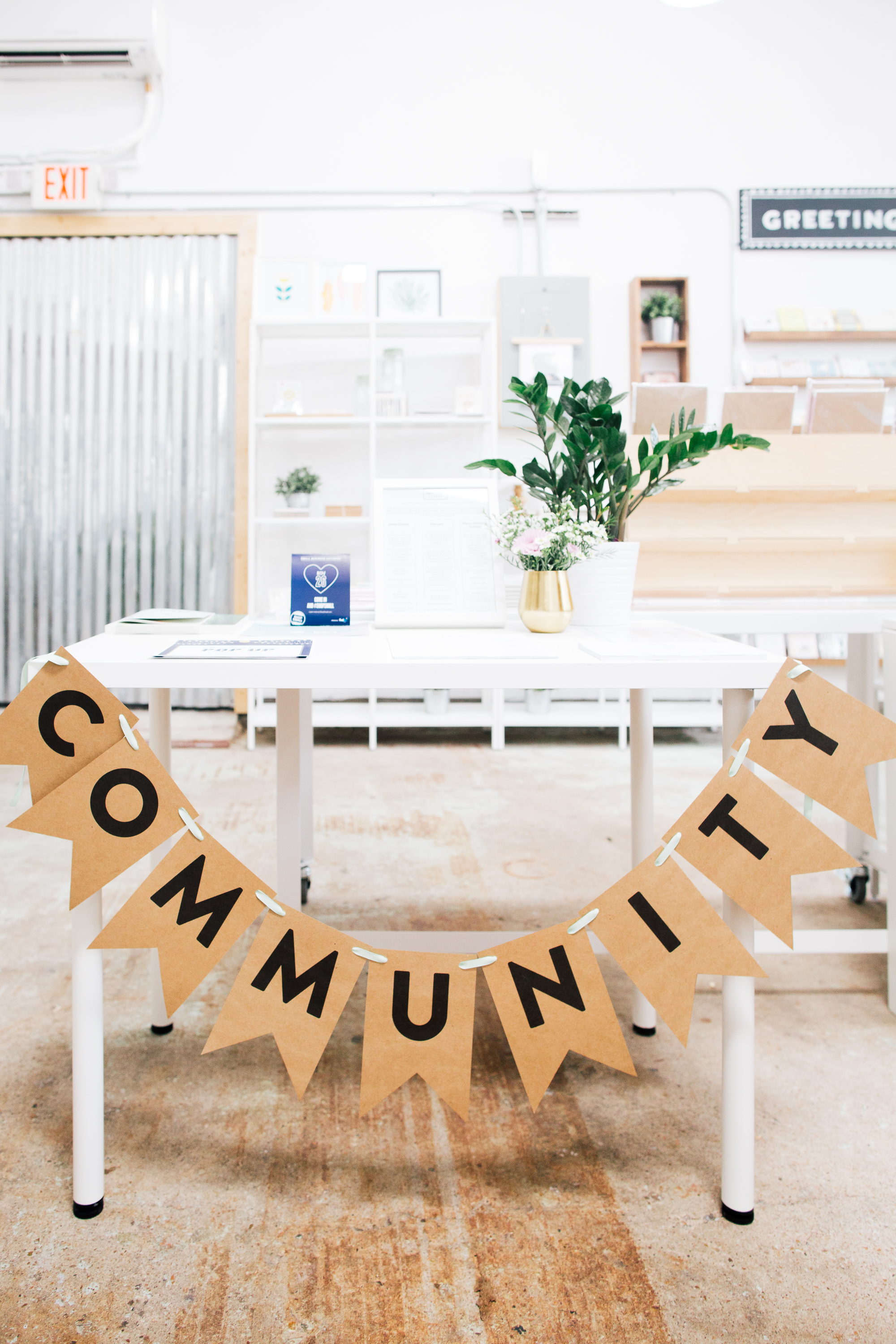 Paper Craft Pantry Blog Community Events One Year Party
