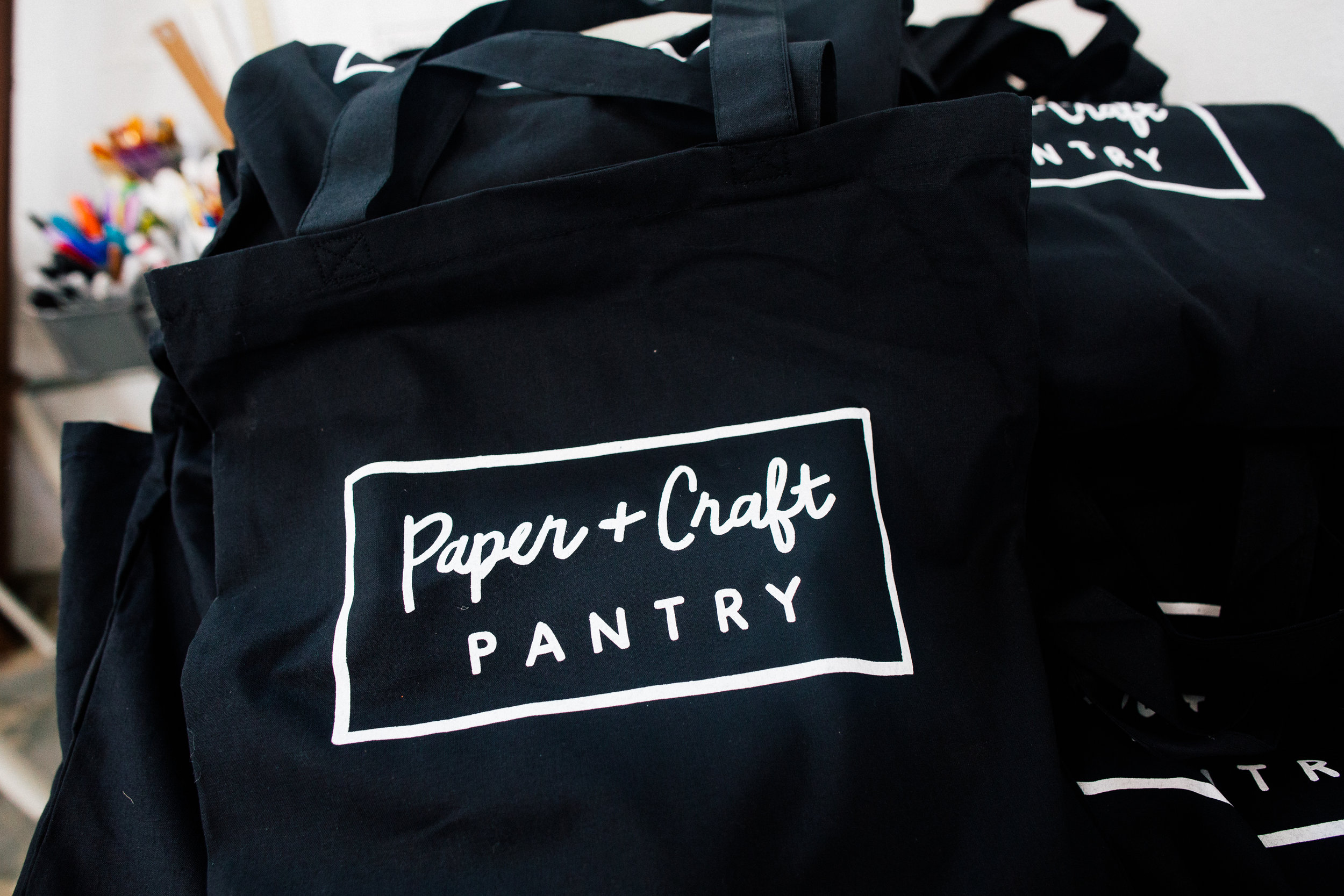 Paper Craft Pantry Blog One Year Party Swag Bags