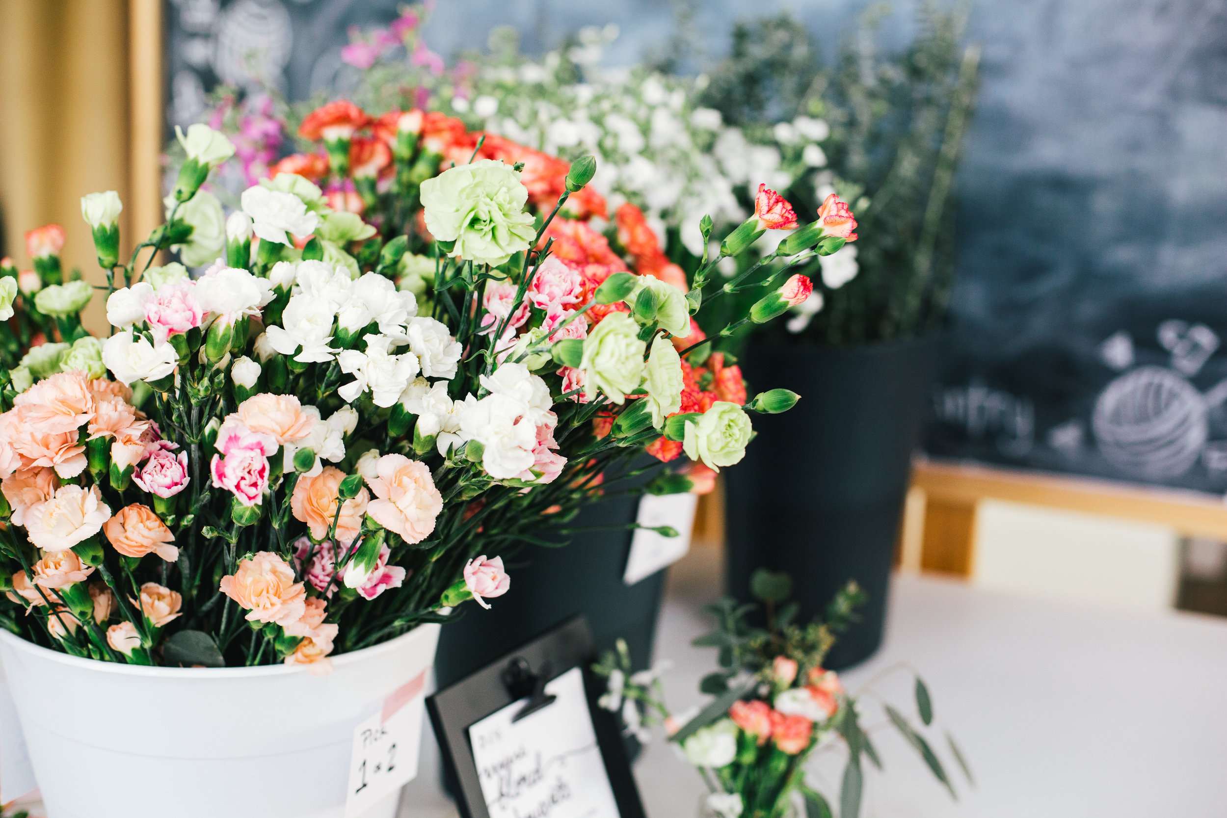 The Paper + Craft Pantry Flowers and Florals