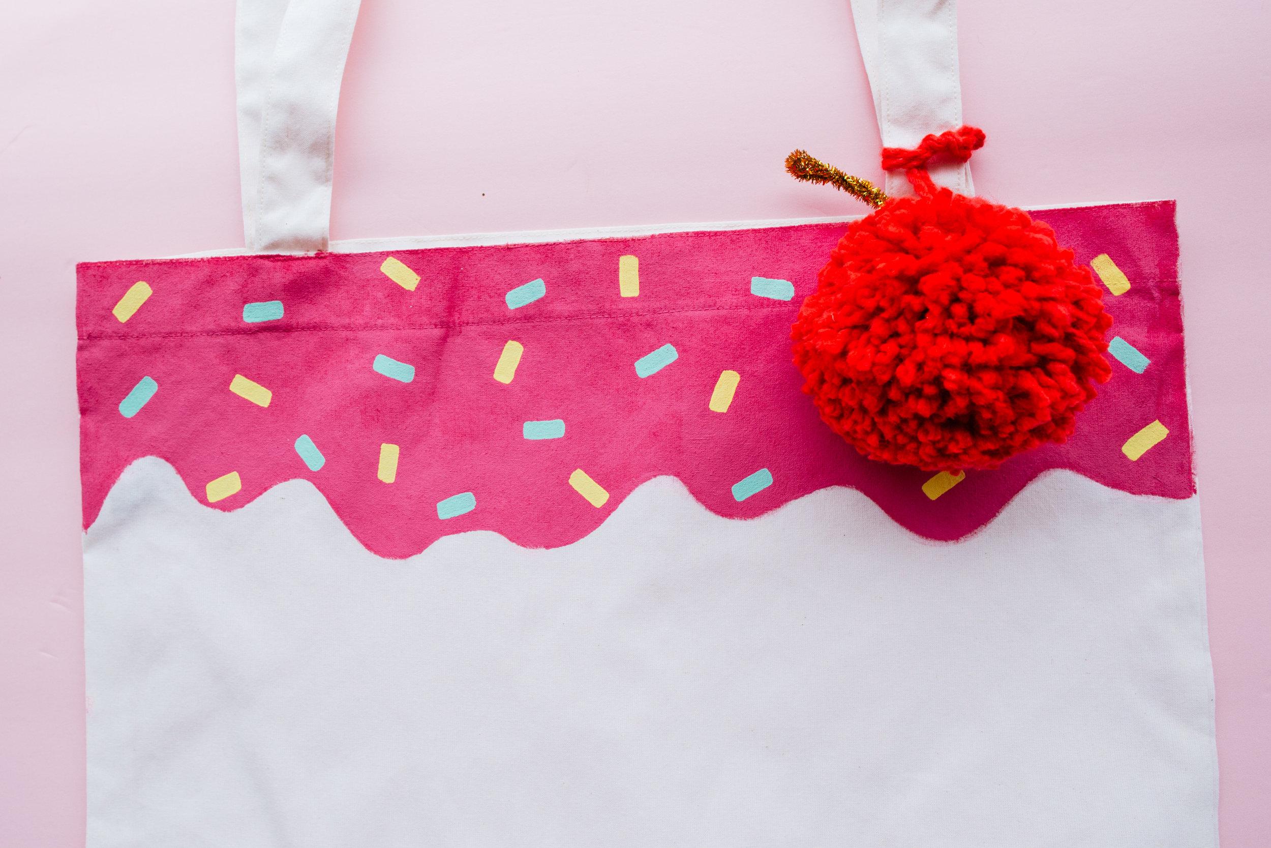 Paper Craft Pantry Blog DIY Tote Bag