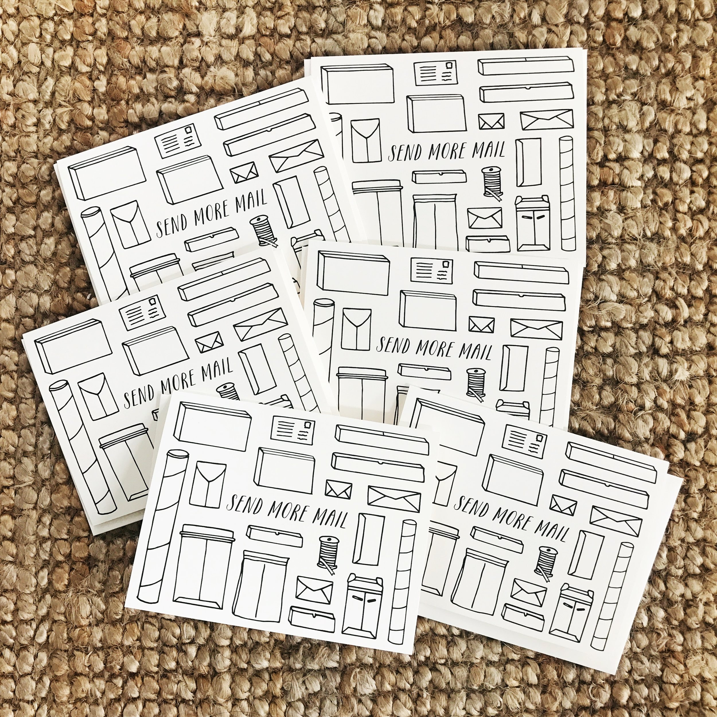 Paper Craft Pantry Snal Mail Pen Pal Party Event