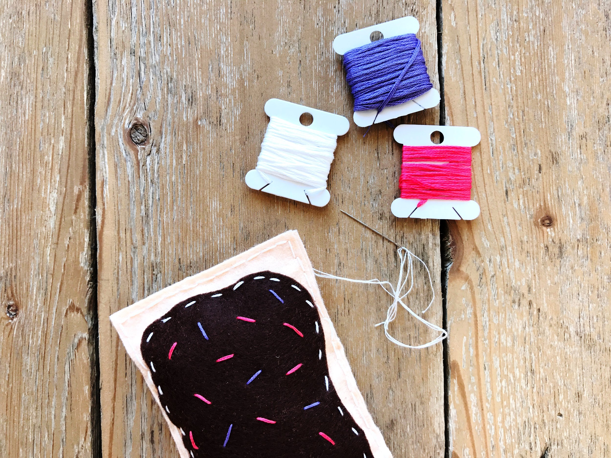 Paper Craft Pantry Blog Crafty DIY Projects Stitched Potpourri Sachets