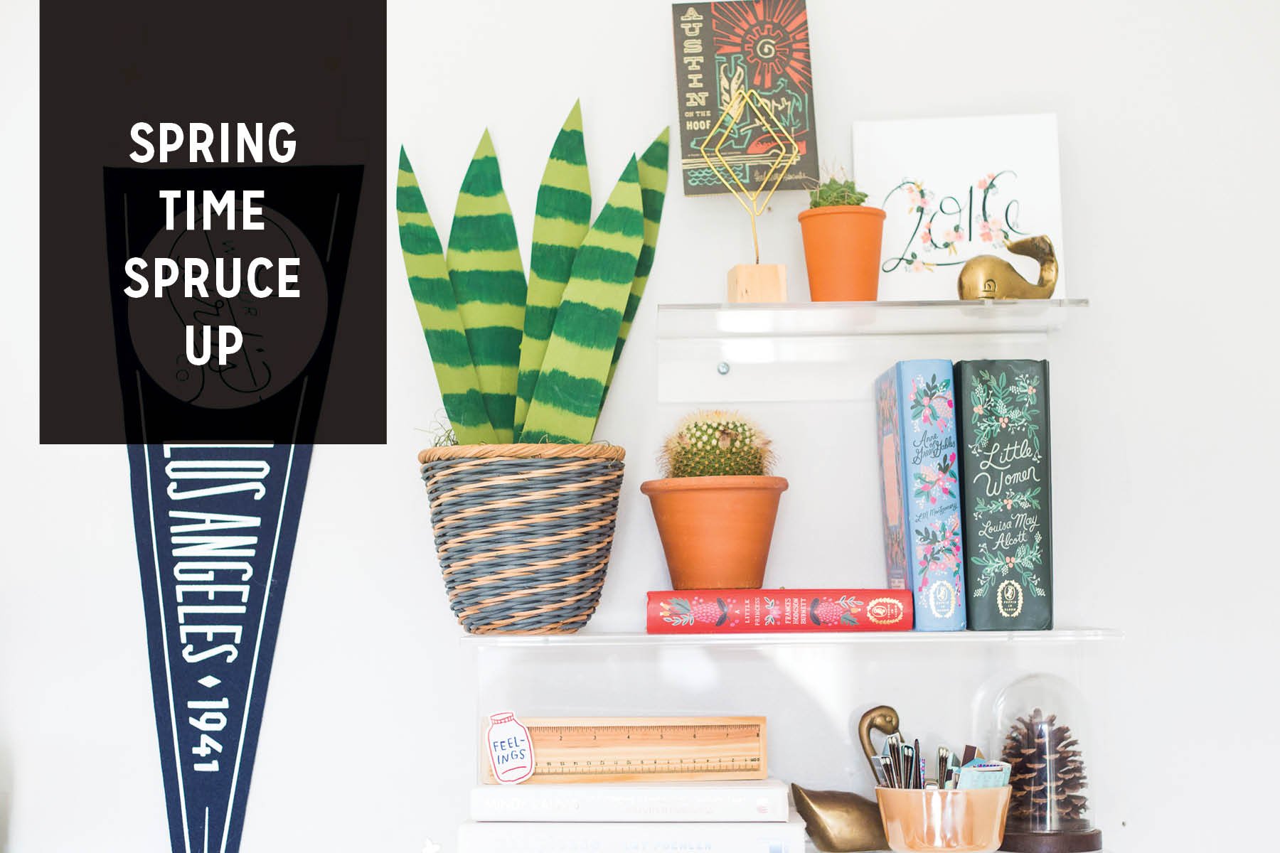 Paper Craft Pantry Blog DIY Potted Paper Snake Plant