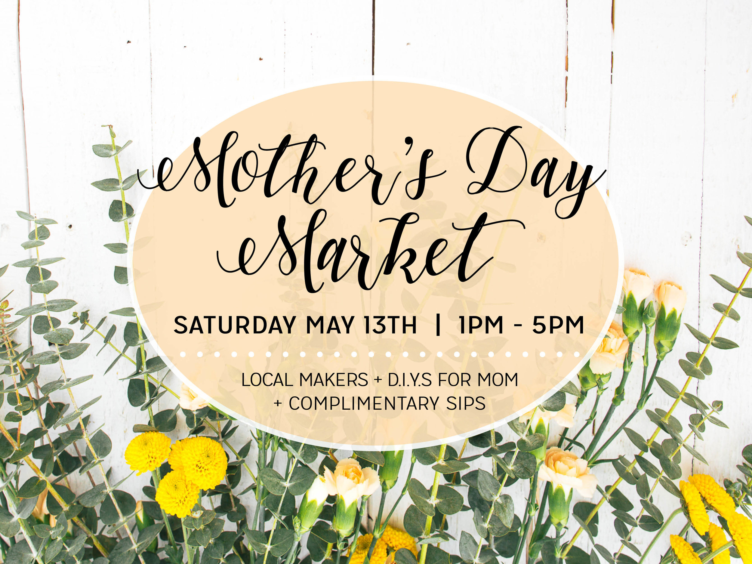 Paper Craft Pantry Community Event Mother's Day Market May 13, 2017
