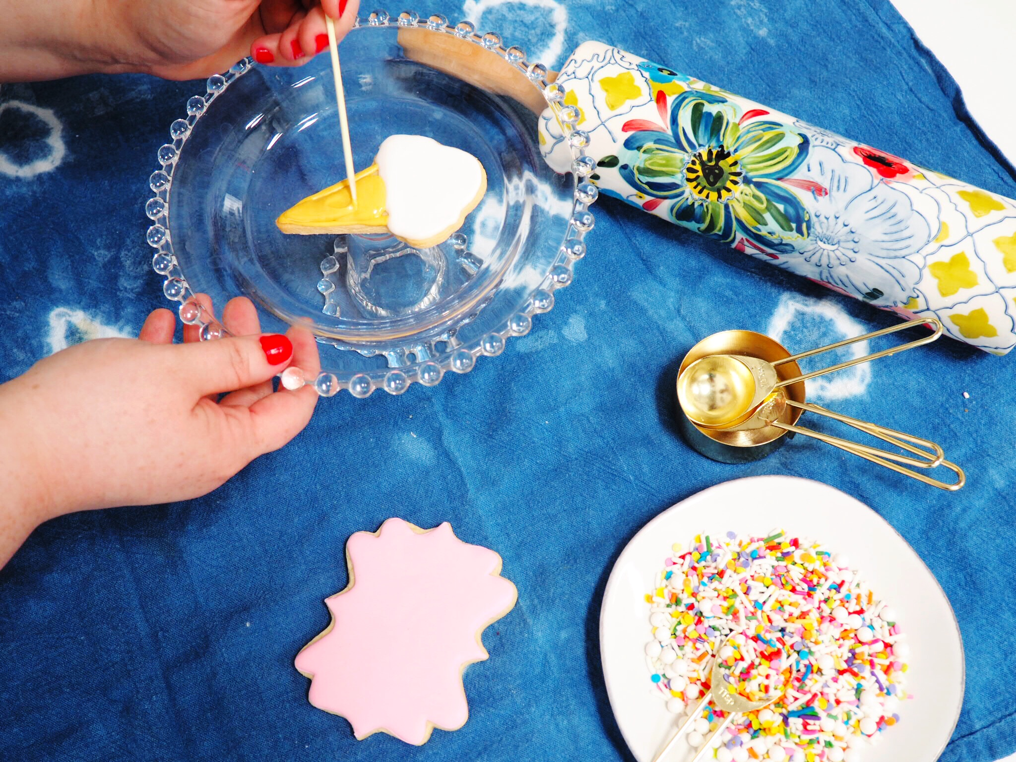 Cookie Decorating with Mindy Sepeti