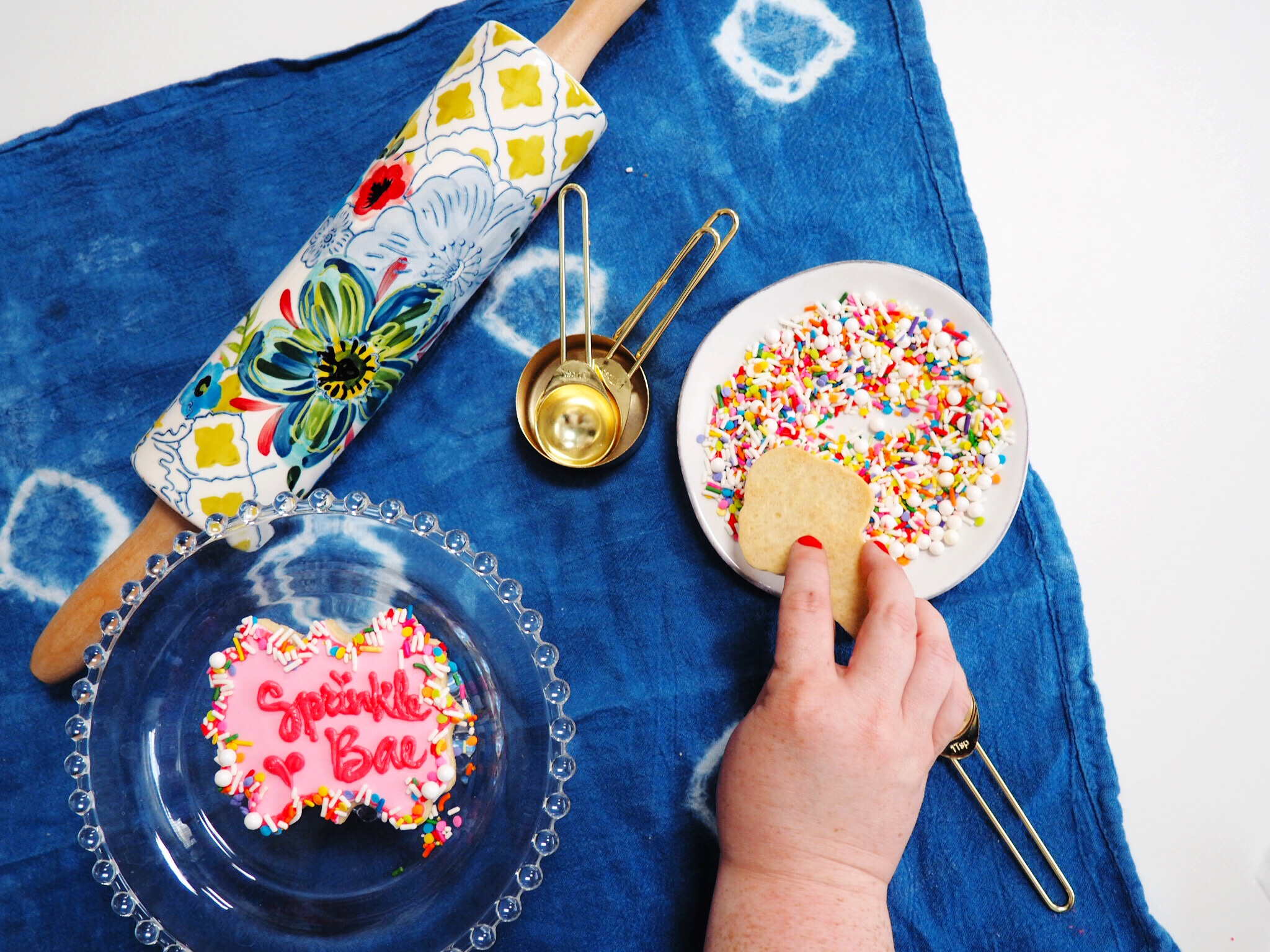 Mindy's Bakeshop custom cookie decorating austin texas