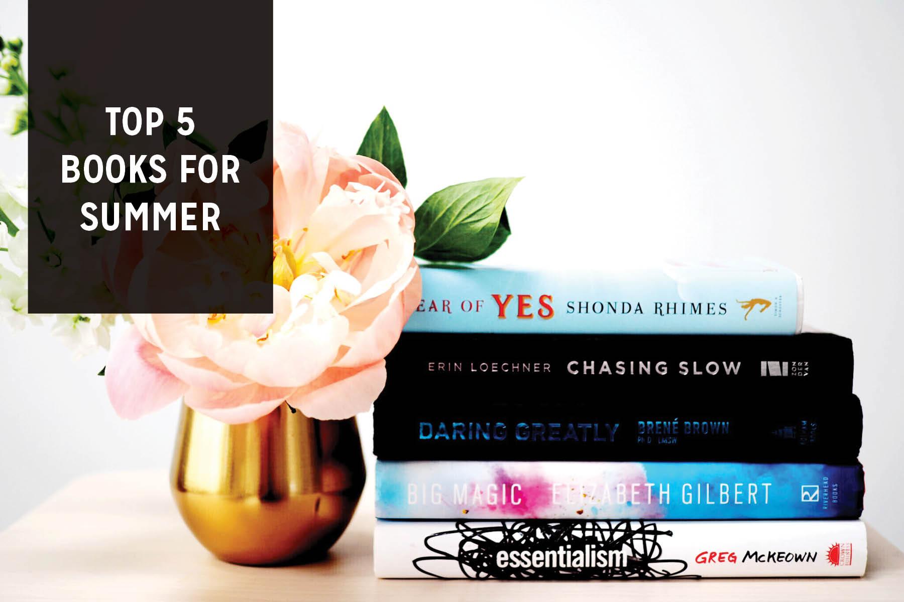 Best of Austin's Summer Reading List 2017