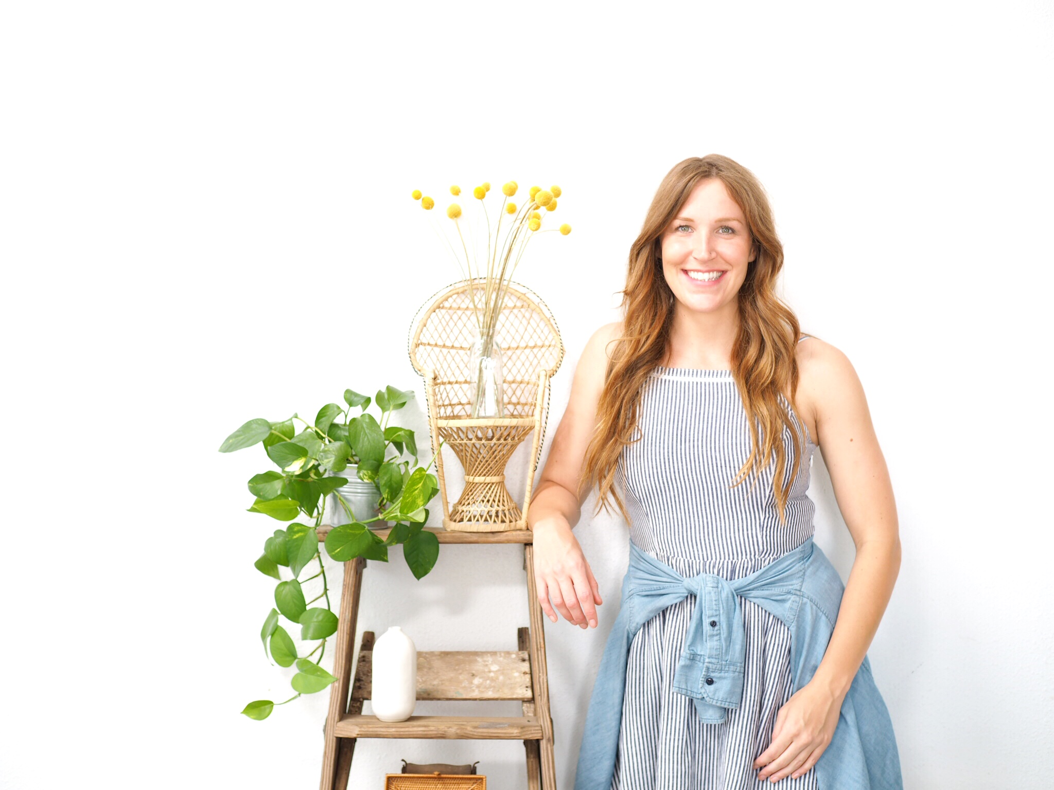 Small Business Chats with Denise Roberts, of Love Ding, on advice for small business owners, the best places to thrift in Austin and upcoming home interior trends for fall!