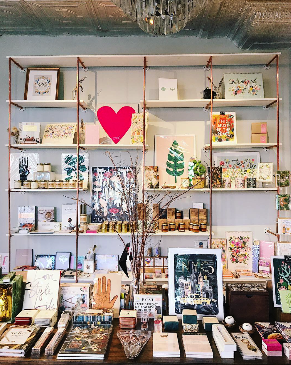 The Paper + Craft Pantry round up of best stationery stores.