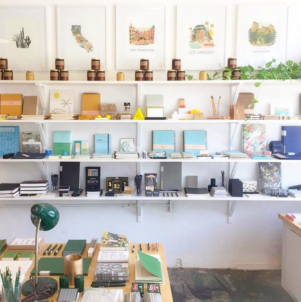 The Paper + Craft Pantry Blog: Favorite stationery shops