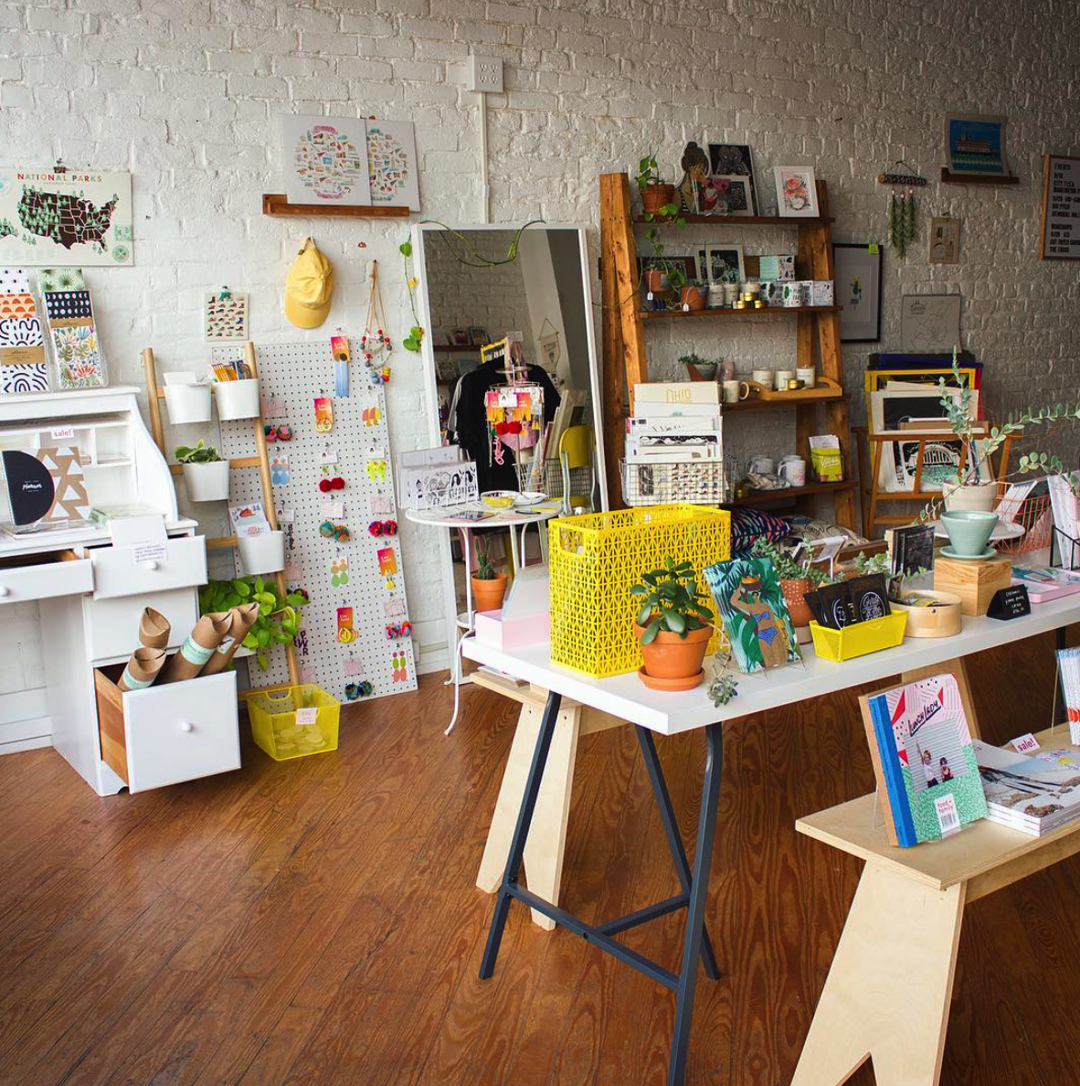 The Paper + Craft Pantry Blog Round Up of Best Local Independent Gift Shops