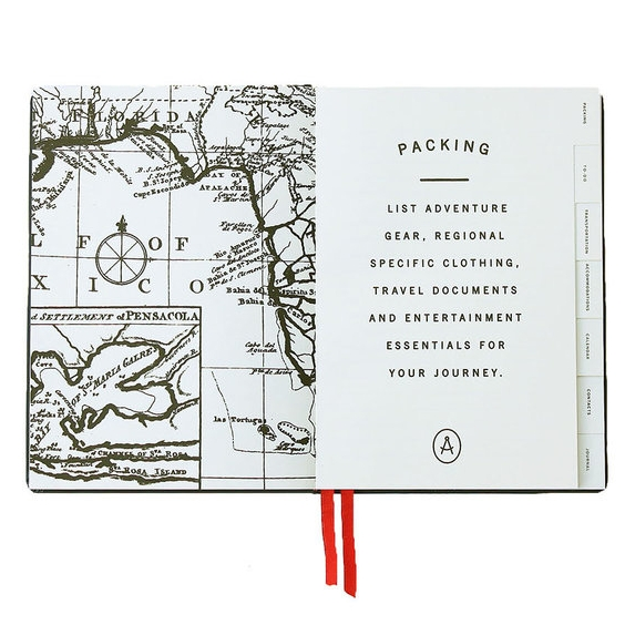 Adventure Assist Travel Notebooks, designed by travelers for travelers.