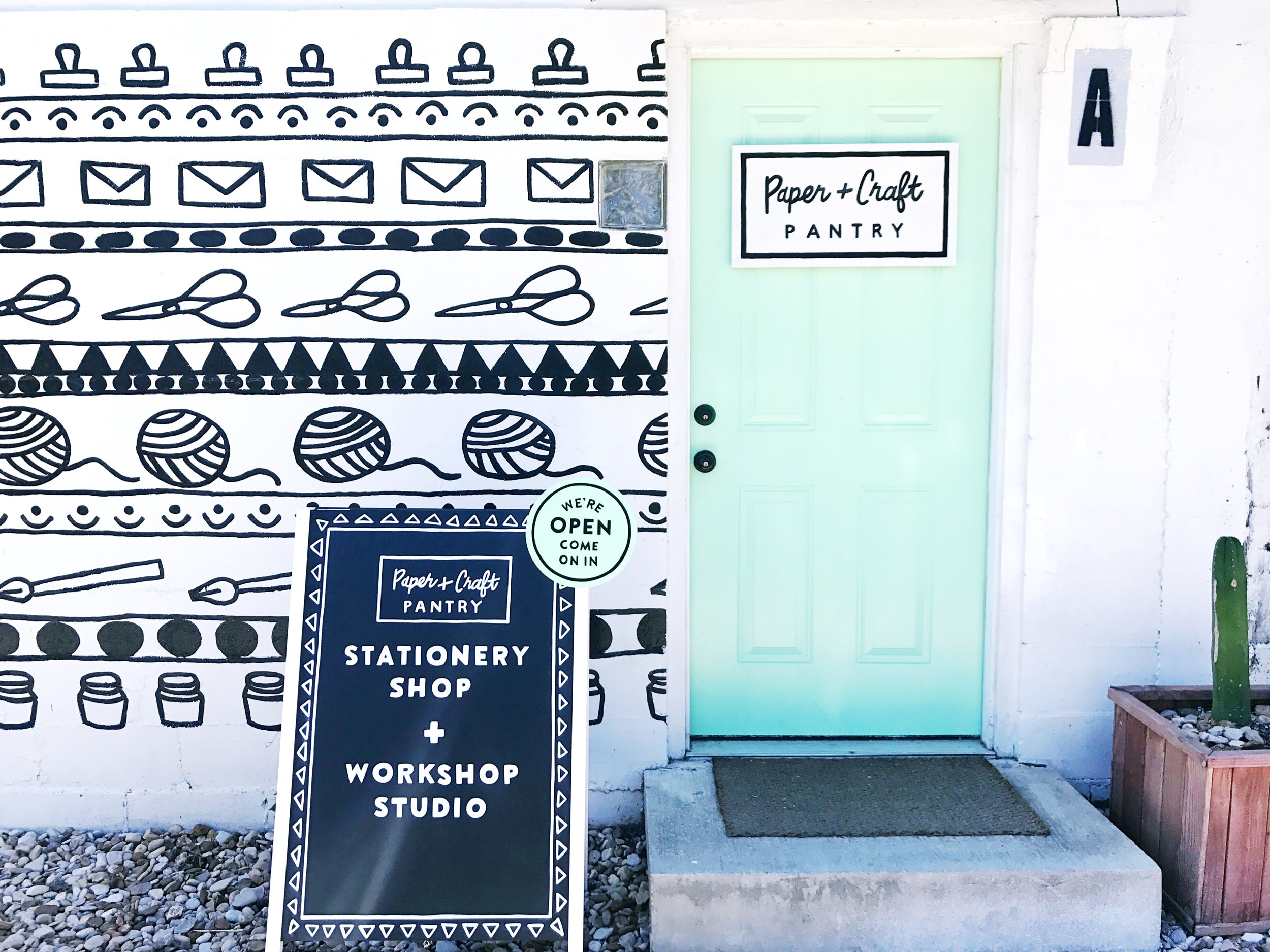 The Paper + Craft Pantry: Austin's Best Stationery Shop and Workshop Classes