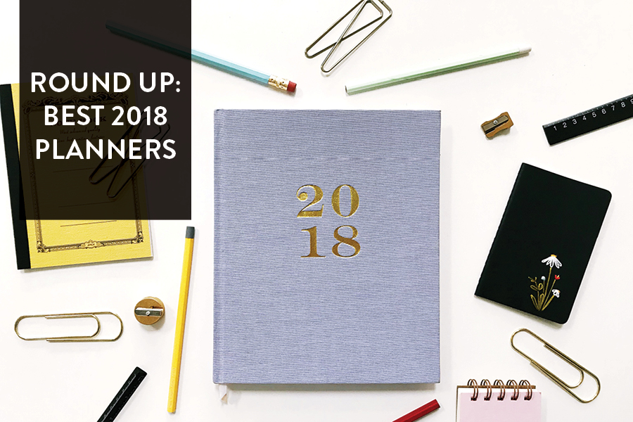 Paper Craft Pantry Round Up of Best Agendas + Planners 2018