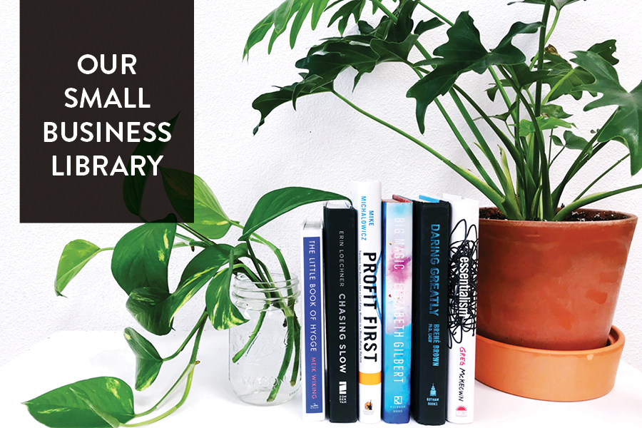 Paper Craft Pantry Blog: The best books to read for small business owners.