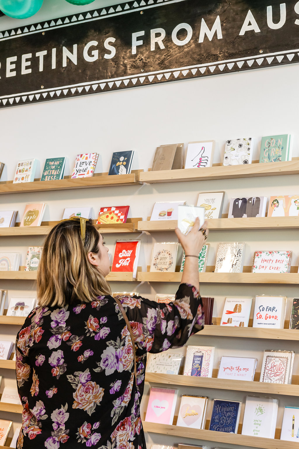 The Paper + Craft Pantry Blog Recap: Austin's favorite paper + stationery shop officially re-opens!