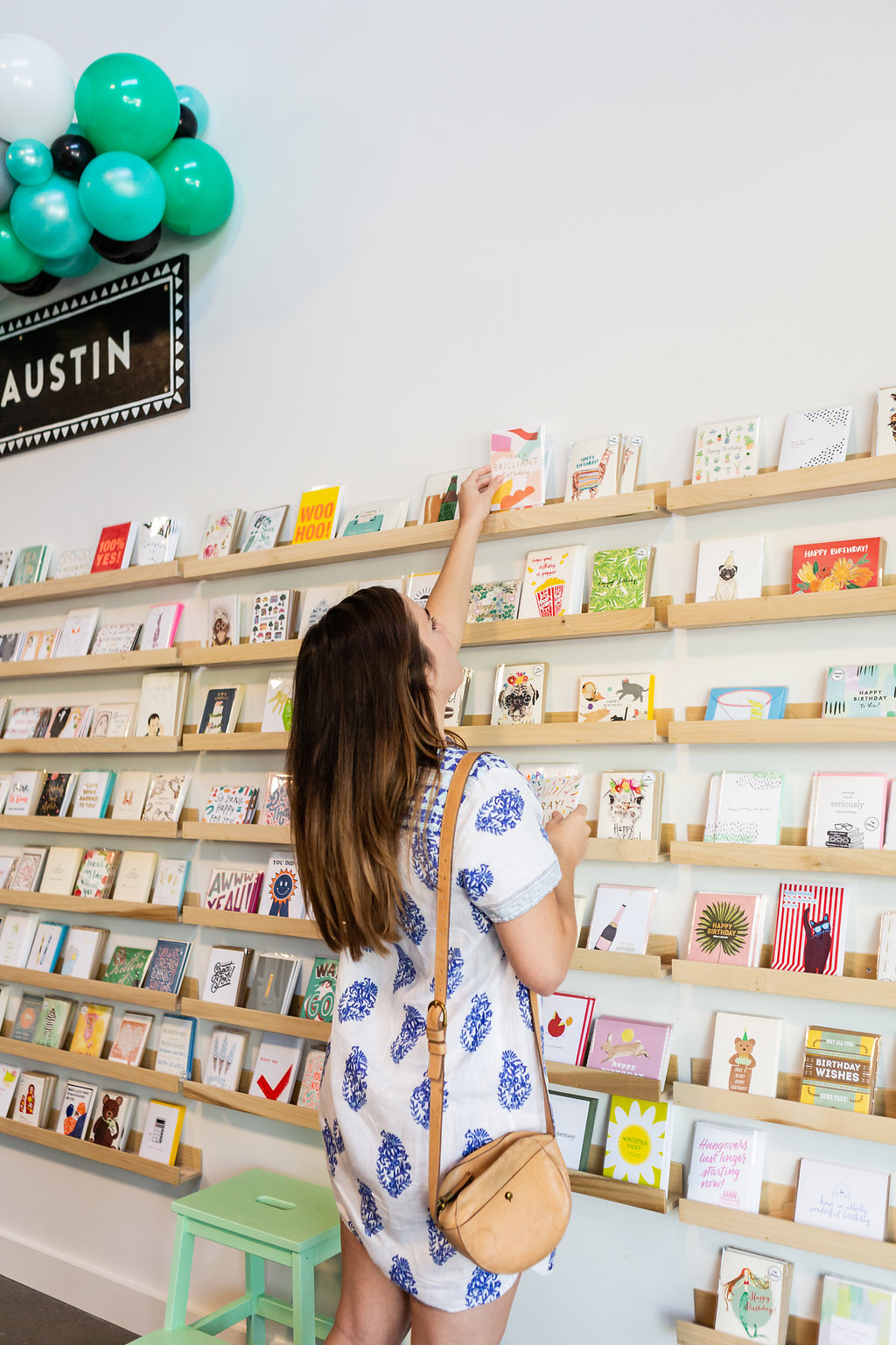 The Paper + Craft Pantry Blog Recap: Austin's favorite paper shop moves to a new + bigger location in East Austin.