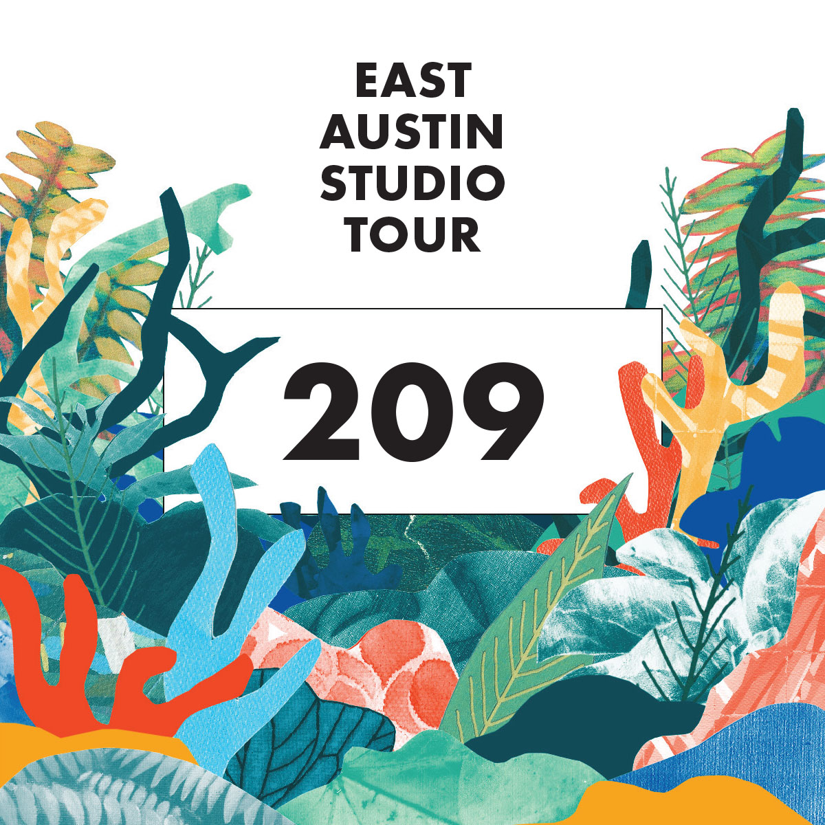 2018 Paper + Craft Pantry East Austin Studio Tour