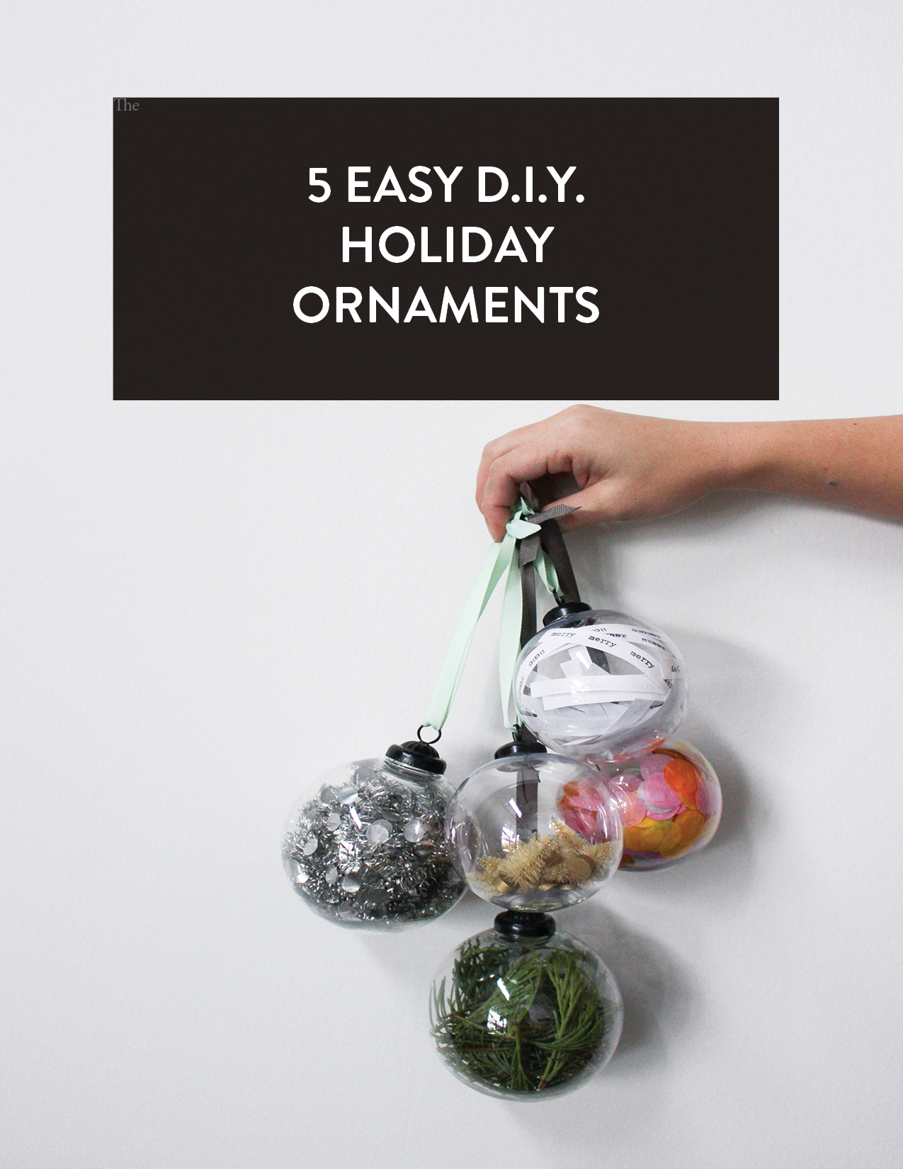 Paper Craft Pantry Austin D.I.Y. Blog: Holiday Ornaments
