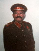 The Last Days of FDR , as Joseph Stalin