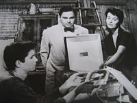 The Sea Wall , with Anthony Perkins, and Sylvana Mangano