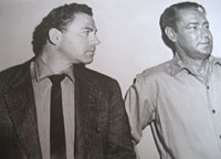 With Alan Ladd