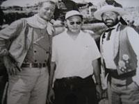 The Comancheros , with John Wayne
