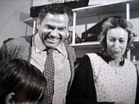 Corwin , with Eileen Echkart