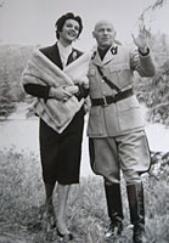 Last Days of Mussolini,  with Ilka Windish