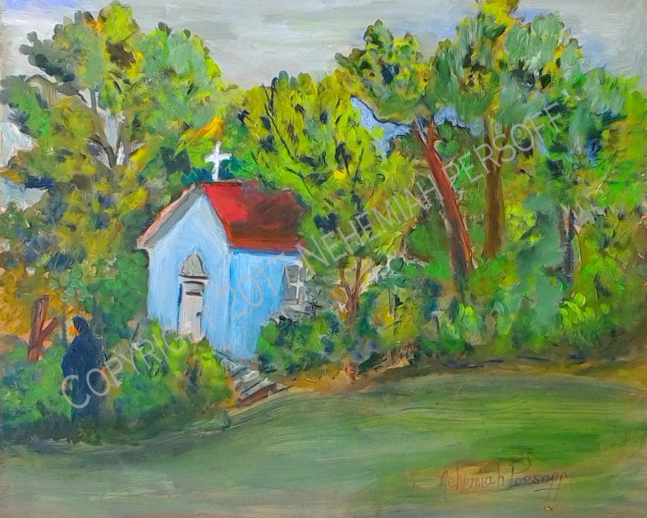 """Bridge Street Church"" $1250"