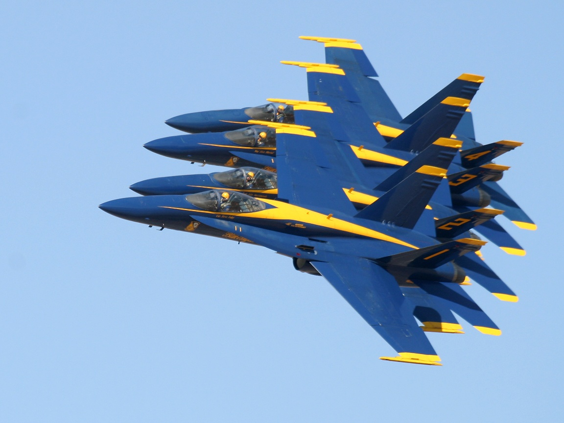 US Navy Blue Angels already operating with a 50:50 blend of bio-jet fuel