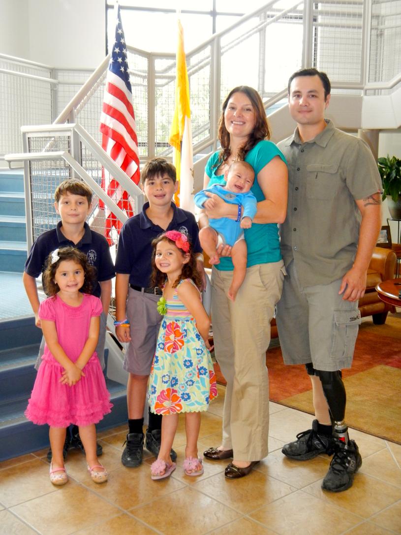 Daniel-Carlton-family
