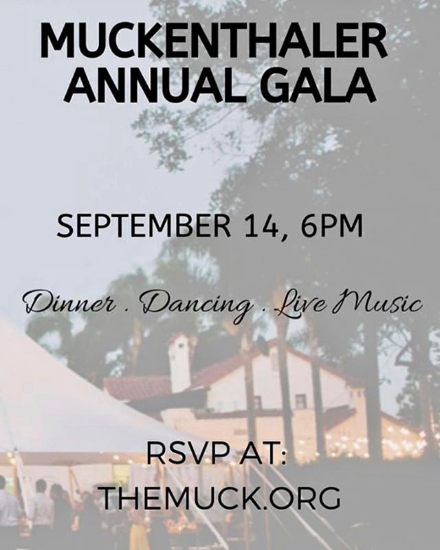 Help support all your favorite programs at The Muck while having a fun night out! Join us next Saturday for our annual gala fundraiser! 🥂  #orangecountynonprofit #orangecountyfundraiser #supportthearts #supportartseducation #fullerton #muckenthaler
