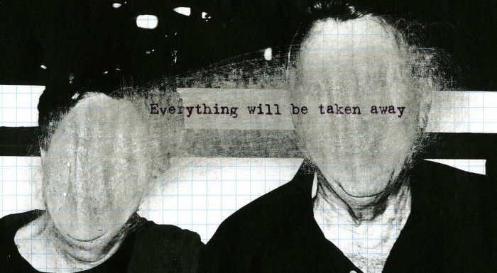 Adrian Piper,  Everything  (2003)