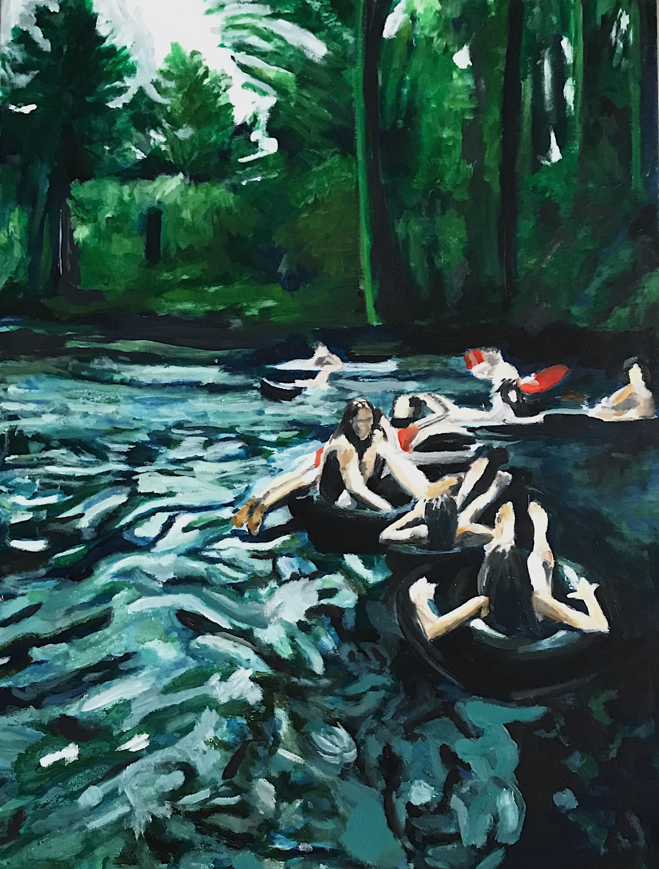 Boulder Creek Float