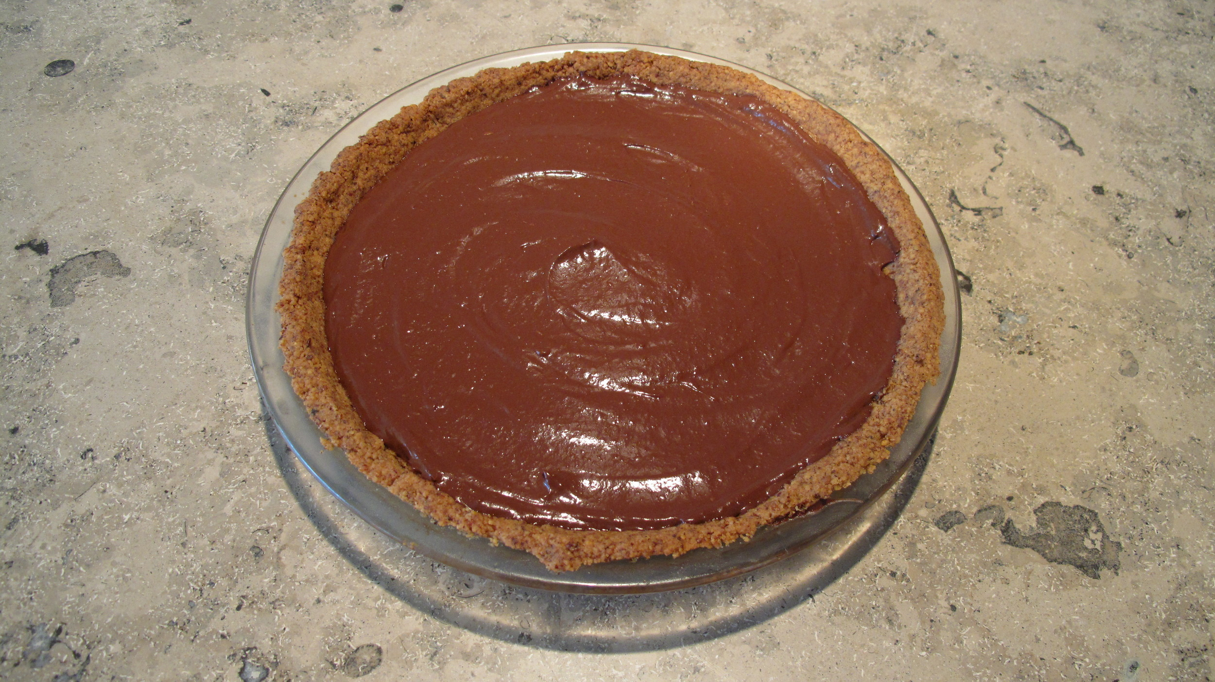 This pie should be illegal to make it's so yummy.