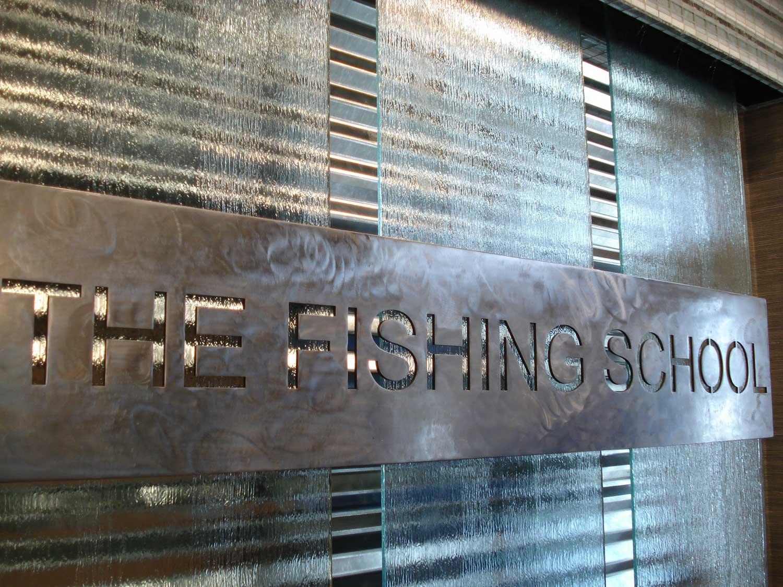The Fishing School / Kim Lewis