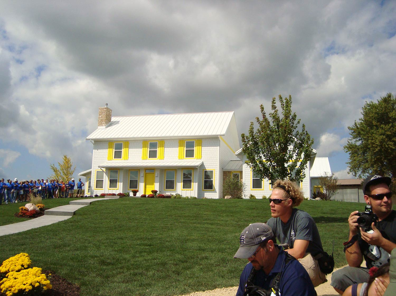 Illinois Farmhouse Kim Lewis
