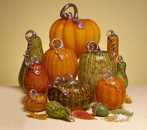 Cohn Stone, Pumpkins and Gourds