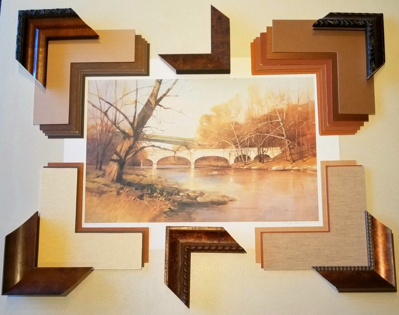 Special Offer: Free Regular Glass with all Custom Framing - Custom Frame Children's Art, Family Photos, Diplomas, Sports Memorabilia, & Family Heirlooms as Gifts for the Upcoming Holidays by 11/9/19 & SAVE.Present this offer with your Order and receive FREE REGULAR GLASS with any Custom Frame purchase. Discount limit is $50. Feel free to choose upgrades in glass and your order will still be discounted by the cost of regular glass. Can't be combined with other offers.