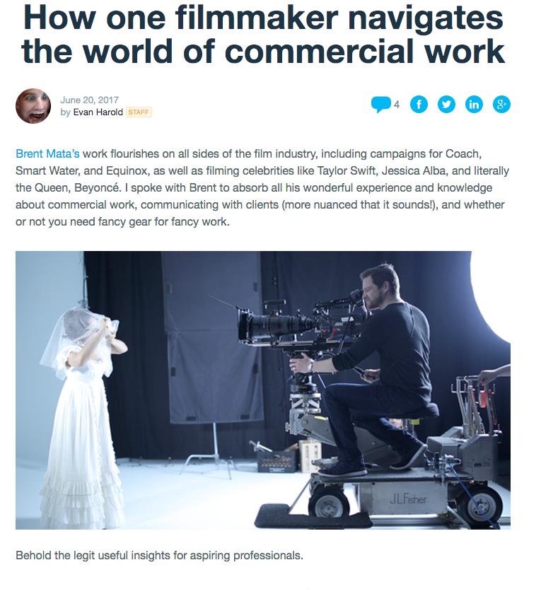 https://vimeo.com/blog/post/how- filmmaker -navigates-commercial-work