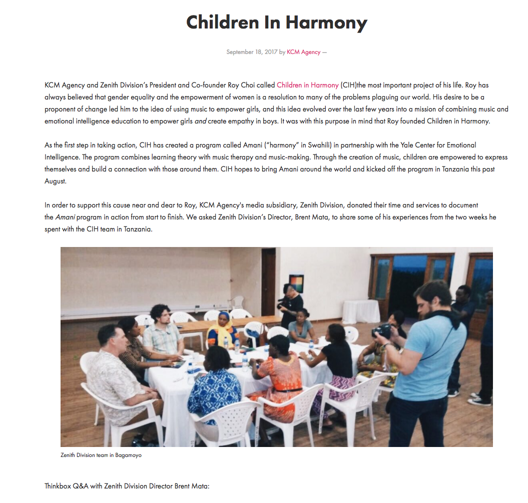 http://kcmagency.com/children-in-harmony/