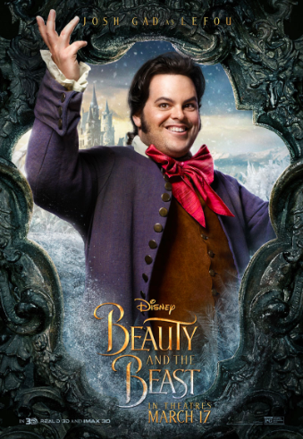 Actor John Gad plays LeFou in the upcoming Disney classic remake.