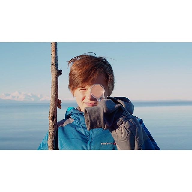 Some frames from a fun shoot last year on the Kenai Peninsula in Alaska promoting the Science Action Club After School Program sponsored by The Simons Foundation  Dir. @madebymoubayed  Prod Co @peoples.tv  C300 Mk II w/ Leica R