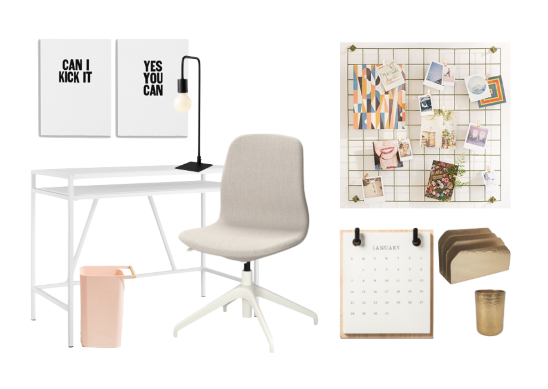 Inspiration for styling your space by Jenn Matilla Lifestylist via Polygon Market