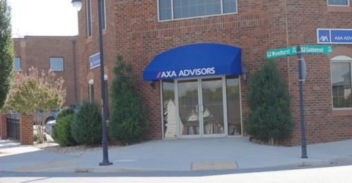 AXA Advisors Awning.jpg