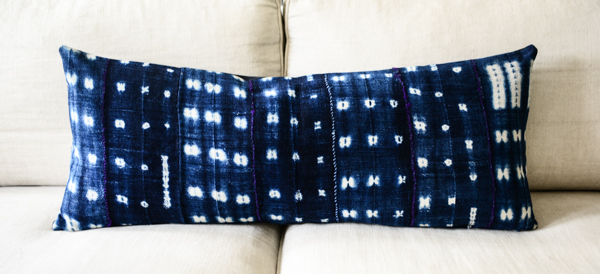 Hmong Batik and cotton cushions