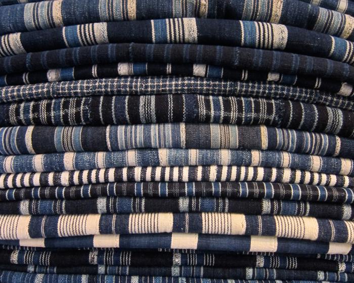Vintage Japanese Japanese boro fabrics