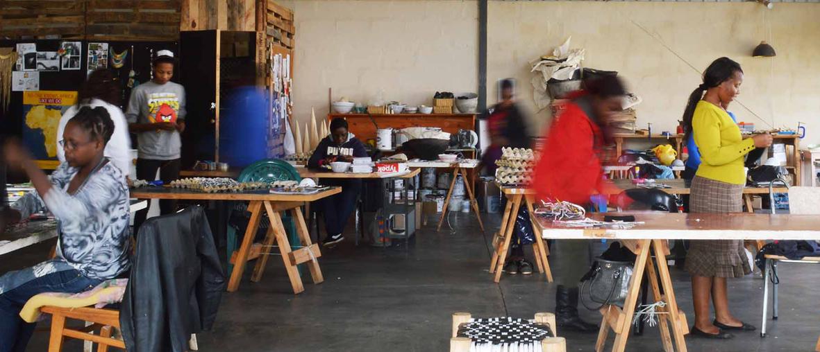 Quazi Design workshop.Image: Quazi Design