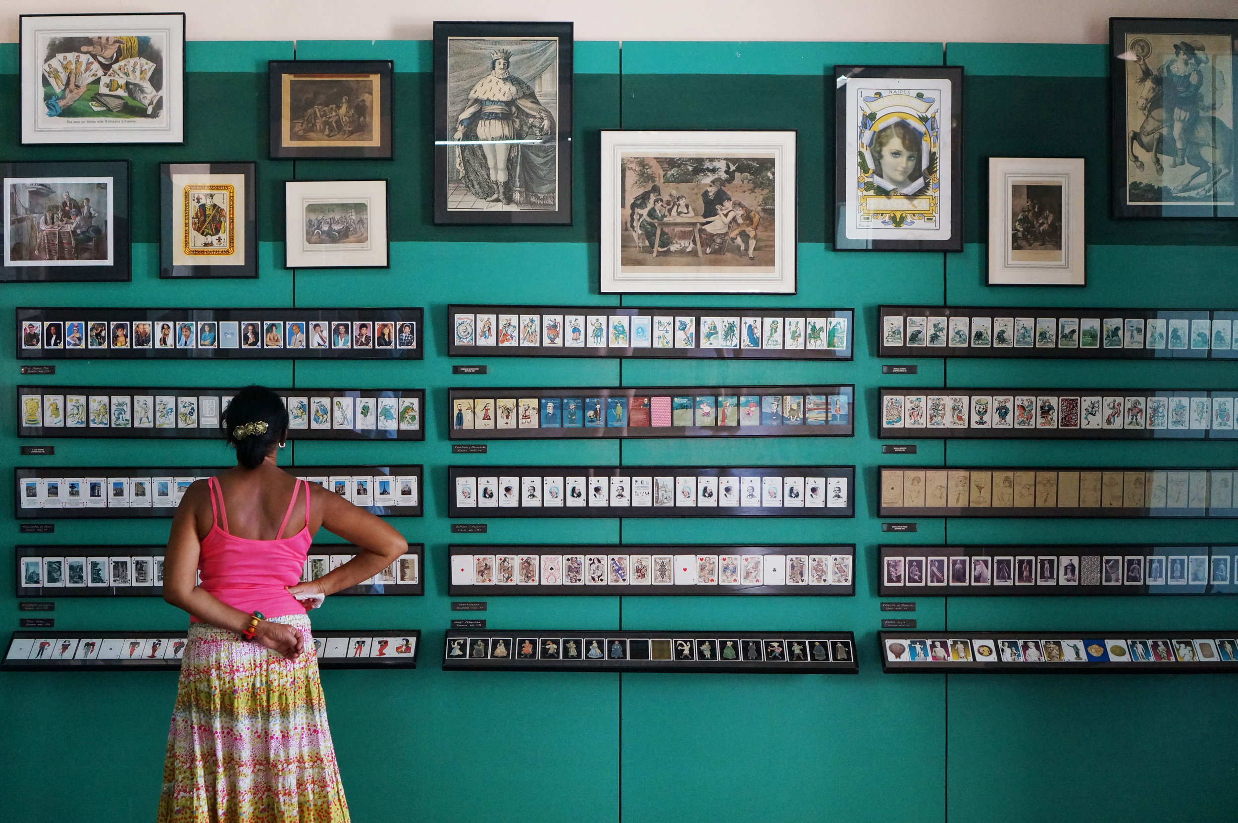 Playing card museum